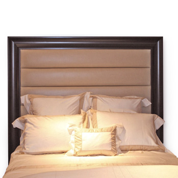 Paneled Bed Horizontal
