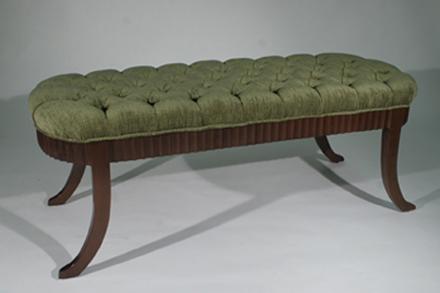 tufted saltzberg bench