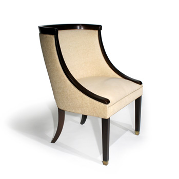shwachman crescent chair