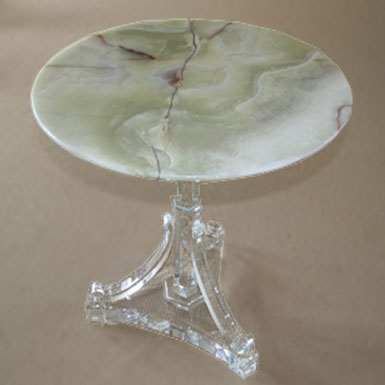 Vienna Table Top Onyx