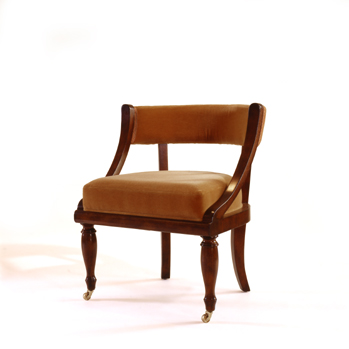 settecase occasional chair